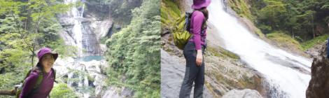 大杉谷の滝登山ツアー【後編:七ツ釜滝〜光滝〜隠滝】