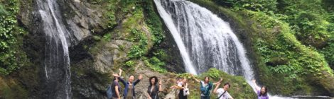 十二滝・山形県【飽海三名瀑の一つ!庄内の滝鑑賞ツアー】