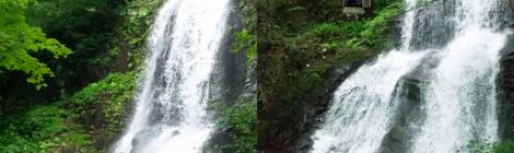 宇津江四十八滝・岐阜県【豊かな森と13の滝を大満喫!】