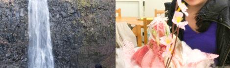 冬の盛りだくさん庄内旅レポート【信仰とグルメと玉簾の滝】