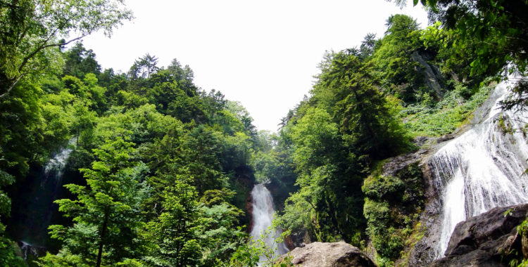 滝ガールの新しい働き方?乗鞍高原で滝ワーケーションレポ