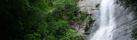 弁天滝・三重県【熊野市の穴場滝!新鹿町を見守る弁天様】